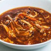 5. Kiselo ljuta supa sa povrćem