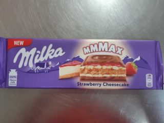 Milka Chees cake delivery