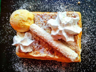 Raffaello waffle dostava