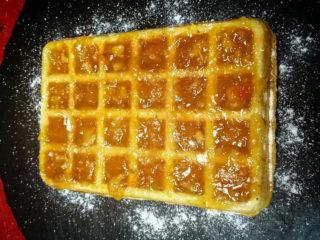 Retro Bakina tajna waffle Waffle magacin dostava