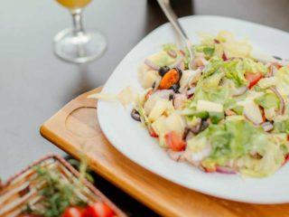 Salata del mare dostava