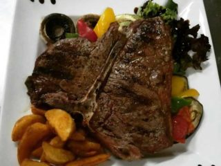 T-bone steak dostava