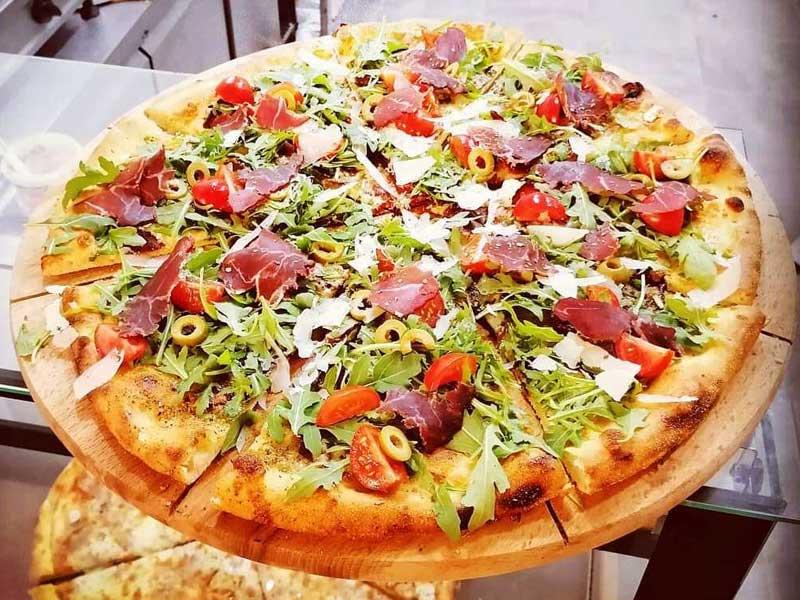 Tooscana pica dostava