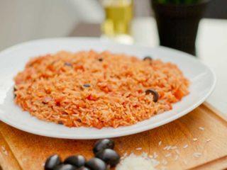 Veggie risotto delivery