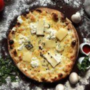 Quattro formaggi pica