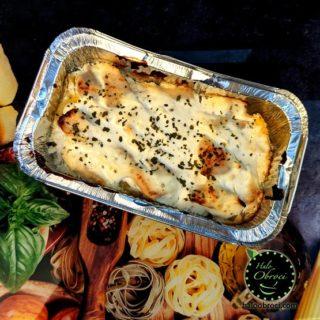 Gratin od krompira sa piletinom – obrok Halo Obroci dostava