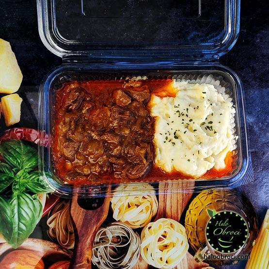 Gulaš od svinjskog mesa – obrok dostava