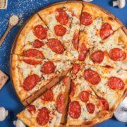 Gurmanska Sat pica