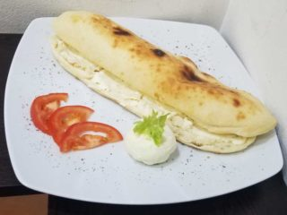 Tortilla Tonno Verona Cut delivery