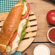 Sandwich pecenitsa