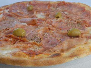 Vesuvio Pizza Terminator dostava
