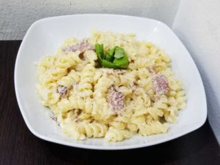 Pasta Carbonara Verona Cut delivery