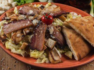 Caesar salad Rustico restoran delivery