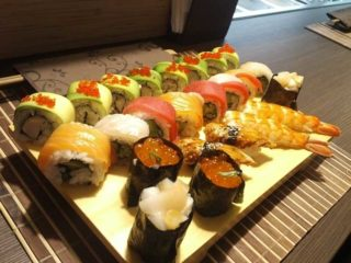 Fine set Fine Sushi Bar delivery