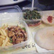 Shawarma set