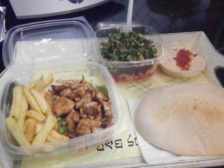 Shawarma set delivery