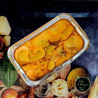 Musaka – obrok Halo Obroci dostava