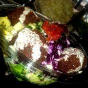 Health falafel