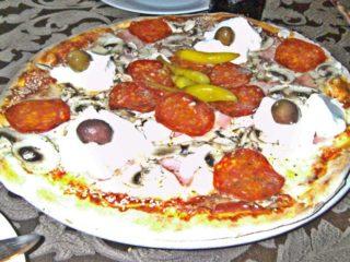 Terminatore pica Pizza Terminator dostava