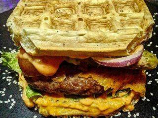 Waffleburger Waffle magacin dostava