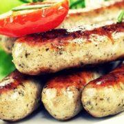 Bavarian sausage