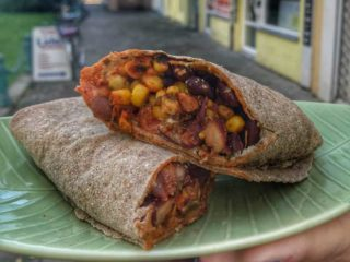 Mexicana tortilja Green Vibes dostava