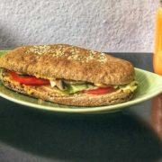 Bbq sendvič