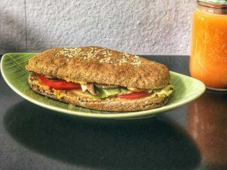 Bbq sendvič Green Vibes dostava