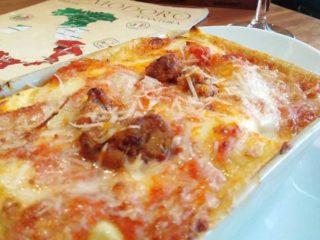 Cannelloni di carne al forno Pomodoro dostava