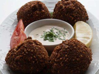 Falafel Byblos dostava