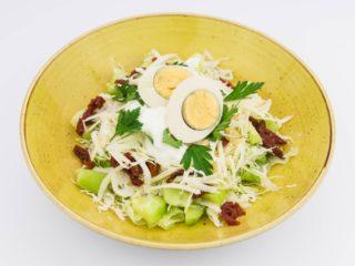 Gnezdo salata Fit Bar Nušićeva dostava