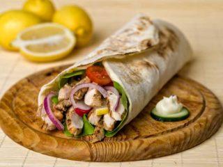 Dejaj bil hamoud sendvič Byblos Express dostava