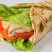 Hummus sendvič