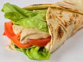 Hummus sendvič Byblos Express dostava
