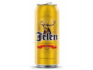 Jelen pivo Dedina Tajna dostava