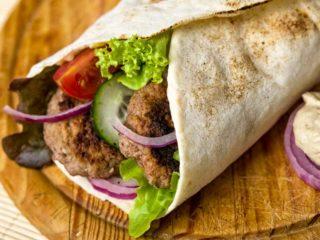 Kebab sendvič Byblos Express dostava