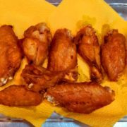 Chicken wings classic