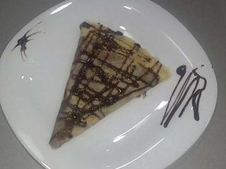 Crepe cream, plazma delivery