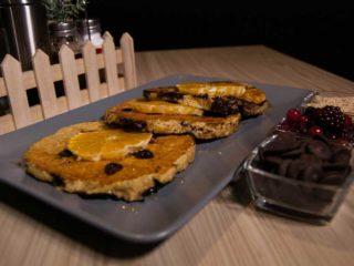 Proteinske palačinke kokos i pomorandža Protein Global Novi Beograd dostava