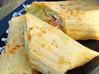 Pileća tortilja Efikas Dostava dostava