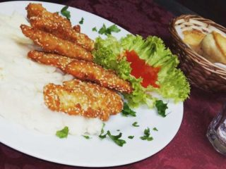 Chicken sticks Dedina Tajna delivery