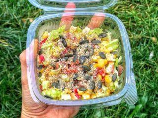 Tofu salata Green Vibes dostava