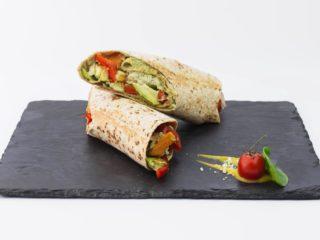 Veganska tortilja Fit Bar Nušićeva dostava