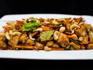 Chicken with cashew delivery
