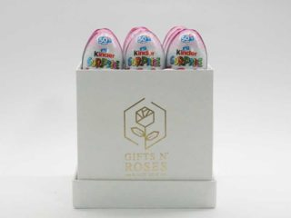 Kinder box Gifts and Roses delivery