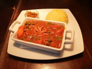 Rajastani Curry dostava