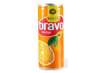 Bravo orange delivery