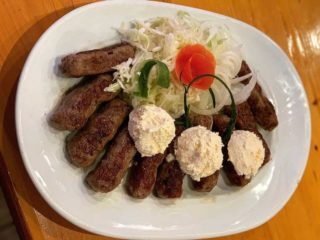 Cevapi grilled 165g delivery