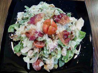 Caesar cardini salad delivery