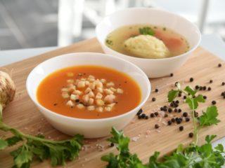 Domaća supa dostava